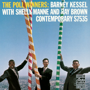 Barney Kessel, Shelly Manne, Ray Brown Don't Worry 'Bout Me cover