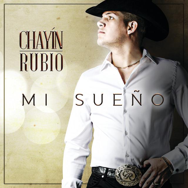 Album cover for Mi Sueño by Chayín Rubio