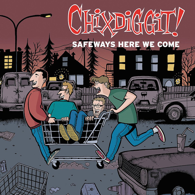 Safeways Here We Come - EP