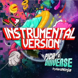 Pick a Universe (Instrumental Version) Albumcover