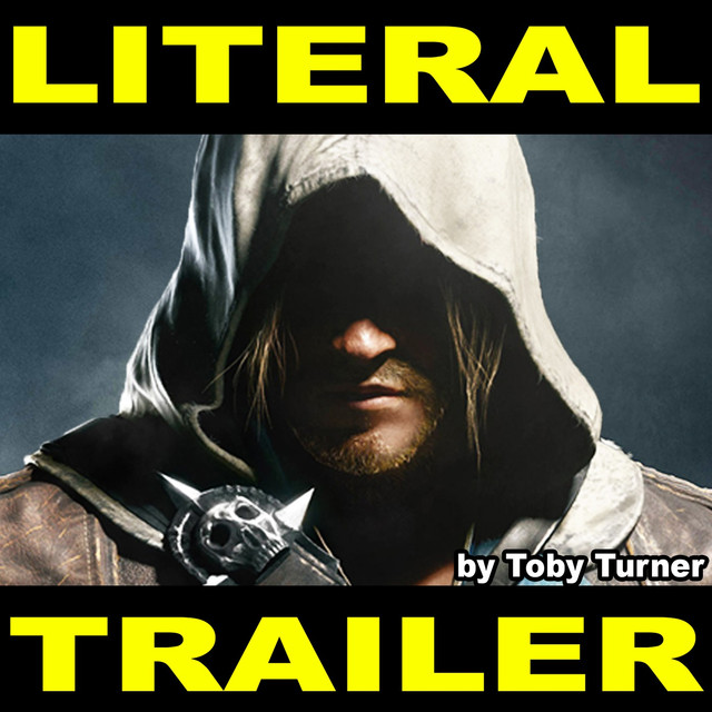 Literal Assassin's Creed Black Flag Trailer