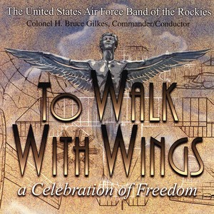 To Walk With Wings Albumcover