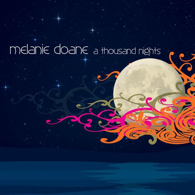 Melanie Doane A Thousand Nights album cover