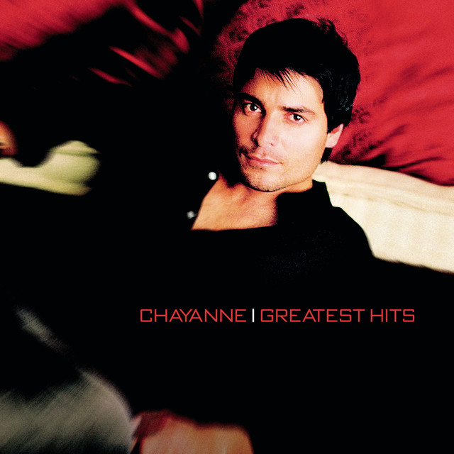 Chayanne Greatest Hits album cover