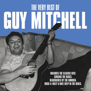 The Very Best of Guy Mitchell album