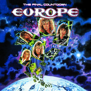 Europe, The Final Countdown på Spotify