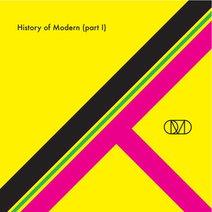History Of Modern (Part I) EP Albumcover