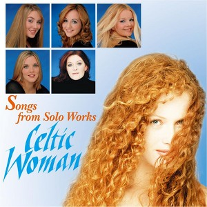 Songs From Solo Works - Celtic Woman Albumcover