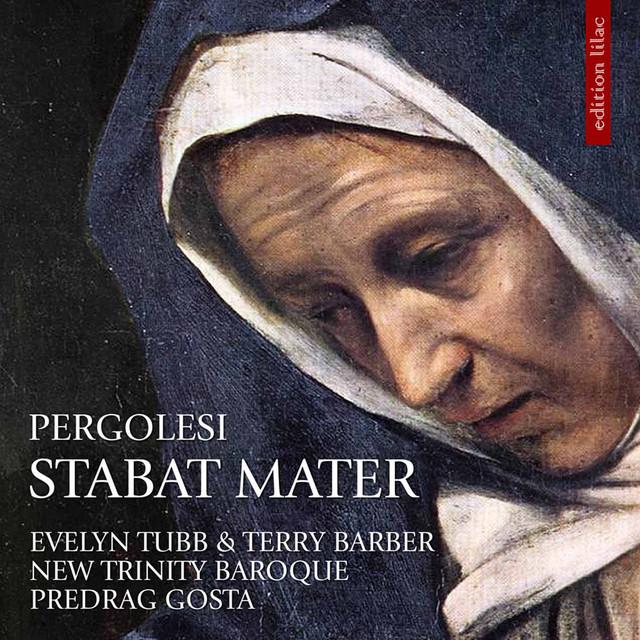 Pergolesi: Stabat Mater, P. 77 Albumcover