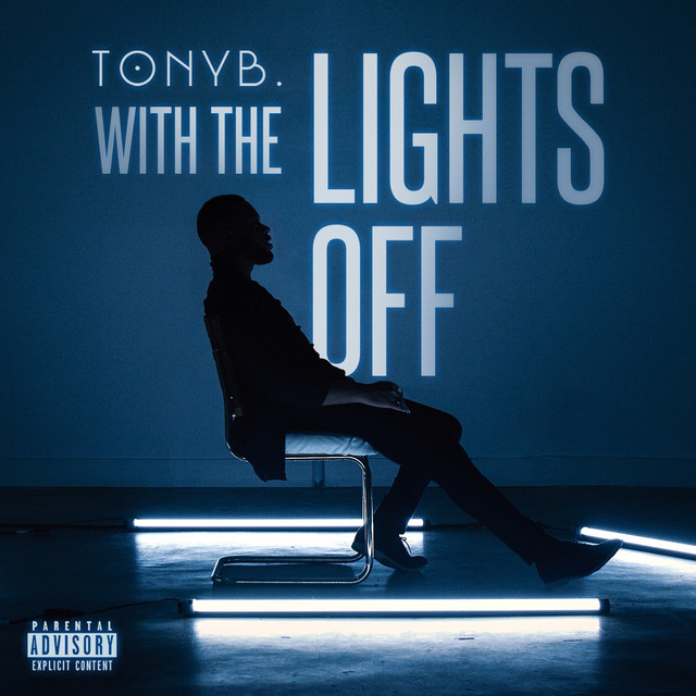 Album cover for With the Lights Off by TONYB.