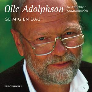 Evert Taube, Olle Adolphson, Gothenburg Chamber Choir, Gunnar Eriksson Nocturne cover