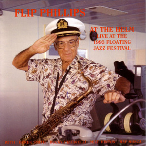 At the Helm - Live at the 1993 Floating Jazz Festival album