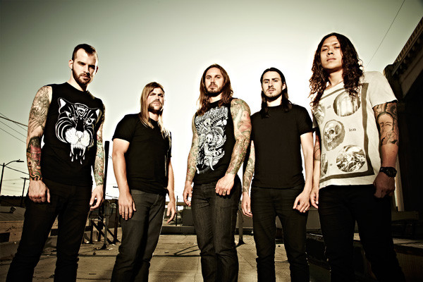 As I Lay Dying tickets and 2019 tour dates