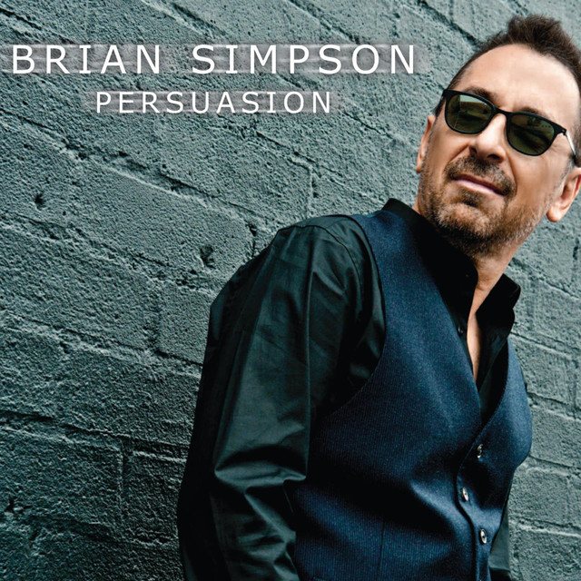 Brian Simpson Persuasion album cover