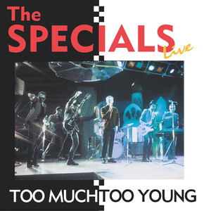 Too Much Too Young (Live) album