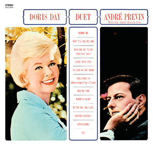 Doris Day, André Previn, André Previn Trio Daydreaming cover