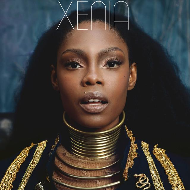 Album cover for Xenia by Xênia França