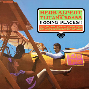 Herb Alpert And The Angels Sing cover