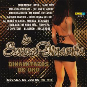 Dinamitazos de Oro - Decada de los 80s, Vol. 2 Albumcover