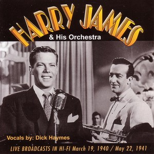 Live Broadcasts March19, 1940 / May 22, 1941 album