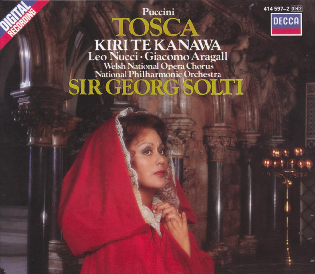 Puccini: Tosca (2 CDs)