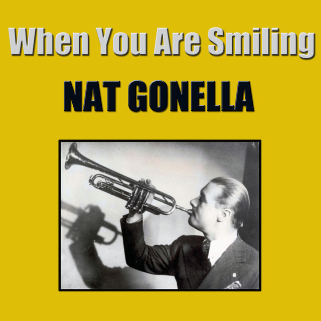 Nat Gonella When You're Smiling album cover