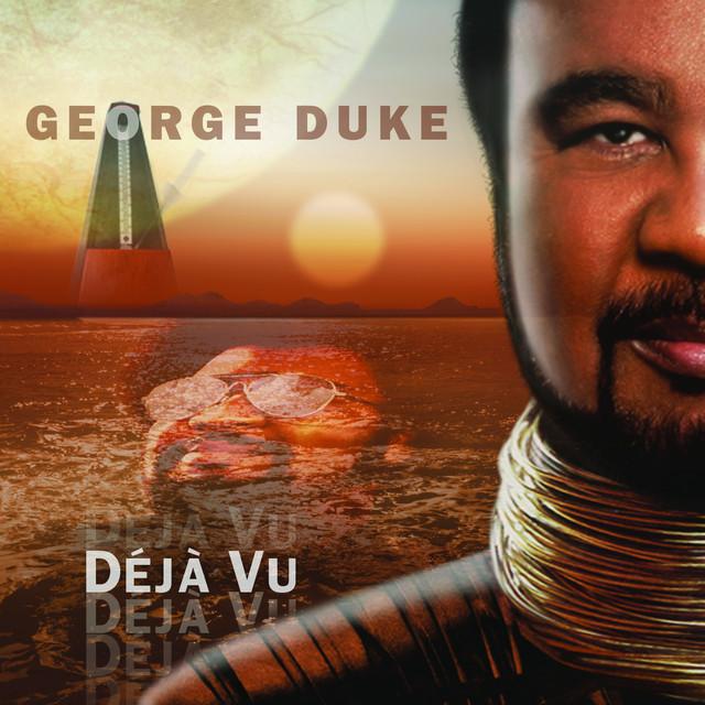 George Duke Deja Vu album cover