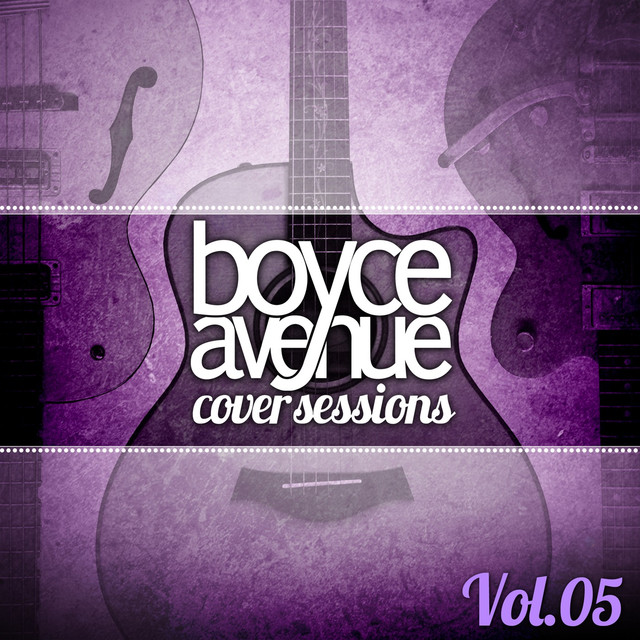 Album cover for Cover Sessions, Vol. 5 by Boyce Avenue