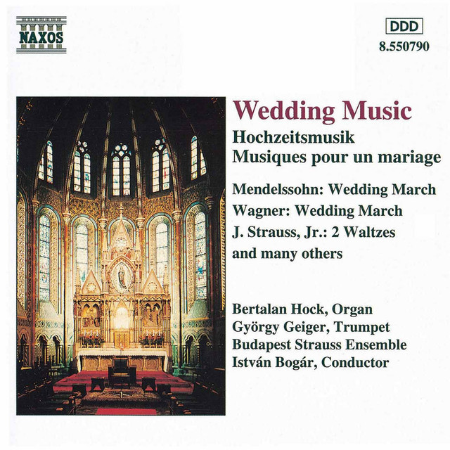 Lohengrin, Act III: Wedding March (arr. For Organ), A Song