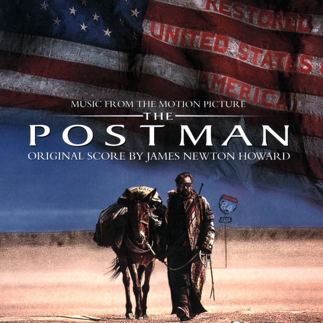 The Postman - Music From The Motion Picture Soundtrack Albumcover