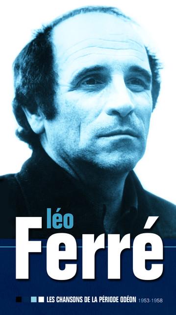 Chansons de Léo Ferré