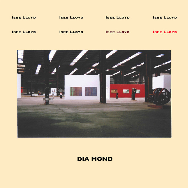Album cover for Dia Mond by Isee Lloyd