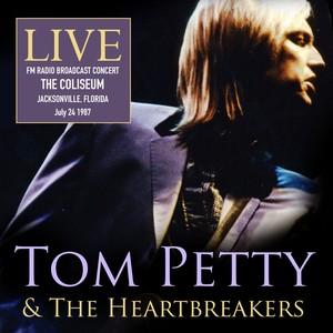 Live at The Coliseum, Jacksonville, Florida. July 25 1987 (Live FM Radio Concert In Superb Fidelity - Remastered) Albumcover