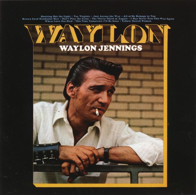 Waylon Albumcover