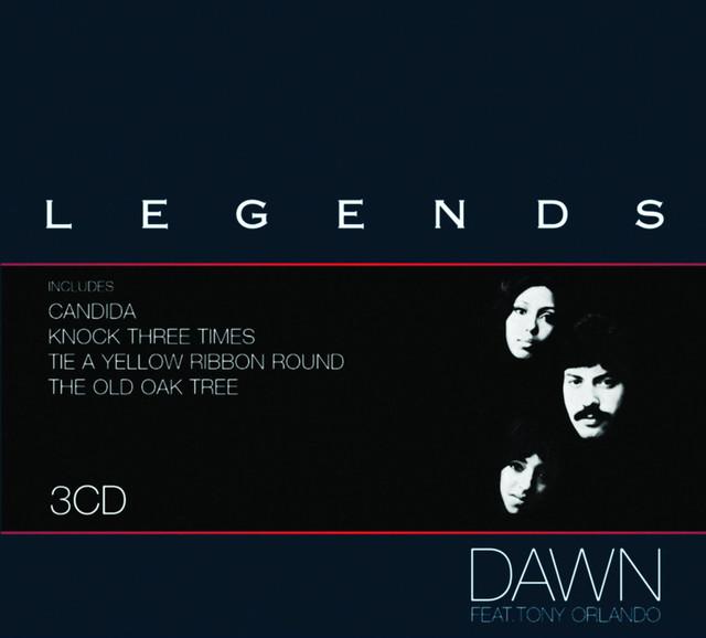Tony Orlando & Dawn Legends album cover
