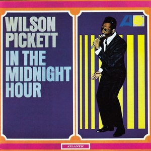 In the Midnight Hour Albumcover