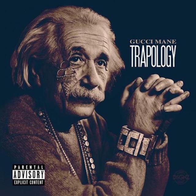 Trapology Albumcover