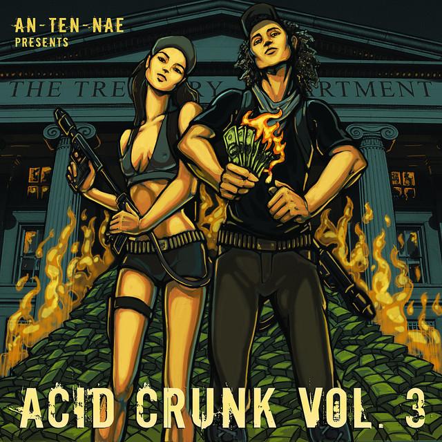 An Ten Nae So High Hq Acid Crunk 3