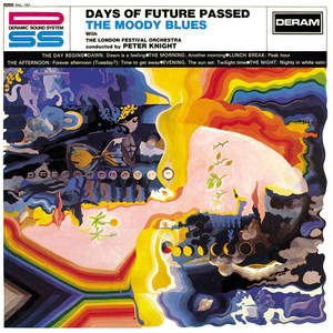 The Moody Blues, London Festival Orchestra The Day Begins cover