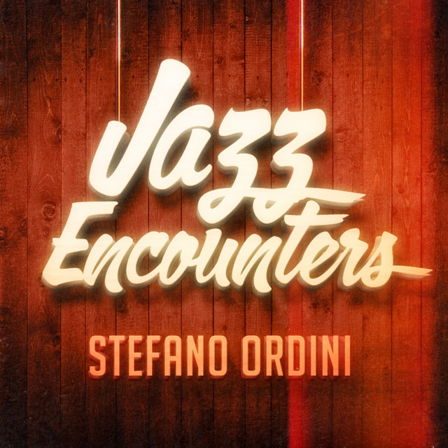 Jazz Piano Sophistication by Stefano Ordini (The Jazz Encounters Collection) Albumcover