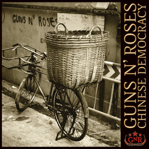 Chinese Democracy Albumcover
