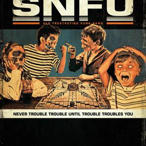 Never Trouble Trouble Until Trouble Troubles You album