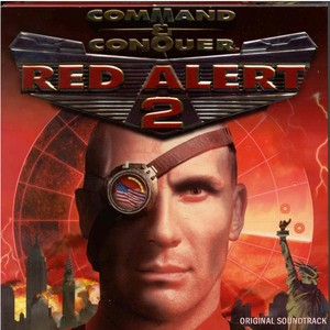 Command & Conquer: Red Alert 2 Albumcover