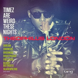 Timez Are Weird These Nights Powered by Bing Albumcover