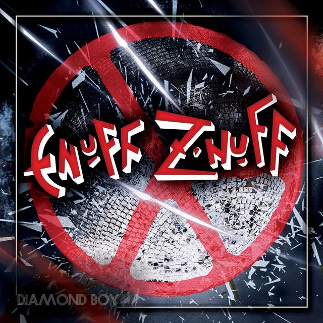 Album cover for Diamond Boy by Enuff Z'Nuff