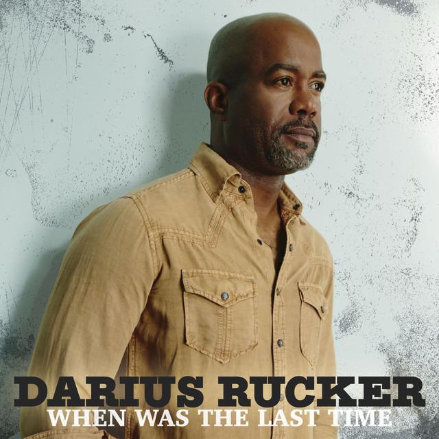 Darius Rucker album cover