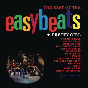 Best of The Easybeats + Pretty Girl album