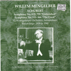 Mengelberg Conducts Schubert Albümü