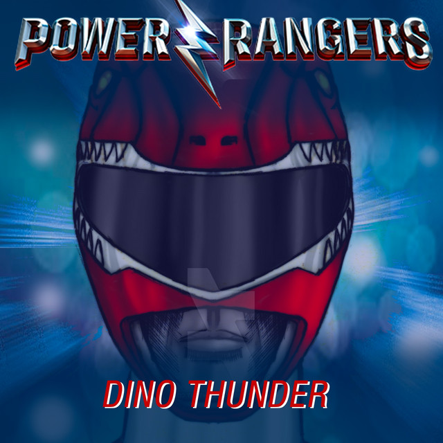 Power Rangers Dino Thunder by The Mighty Murphin on Spotify
