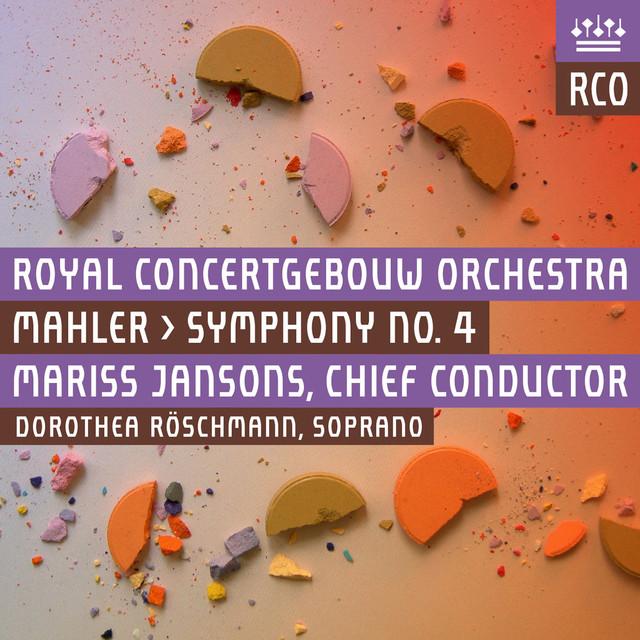 Mahler: Symphony No. 4 (Live) Albumcover